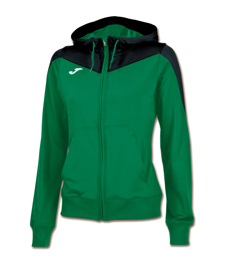 Comprar Joma  CHAQUETA MUJER SPIKE VERDE-NEGRO