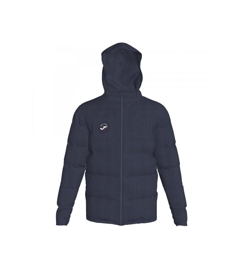 Comprar Joma  Cappotto con cappuccio casual blu scuro
