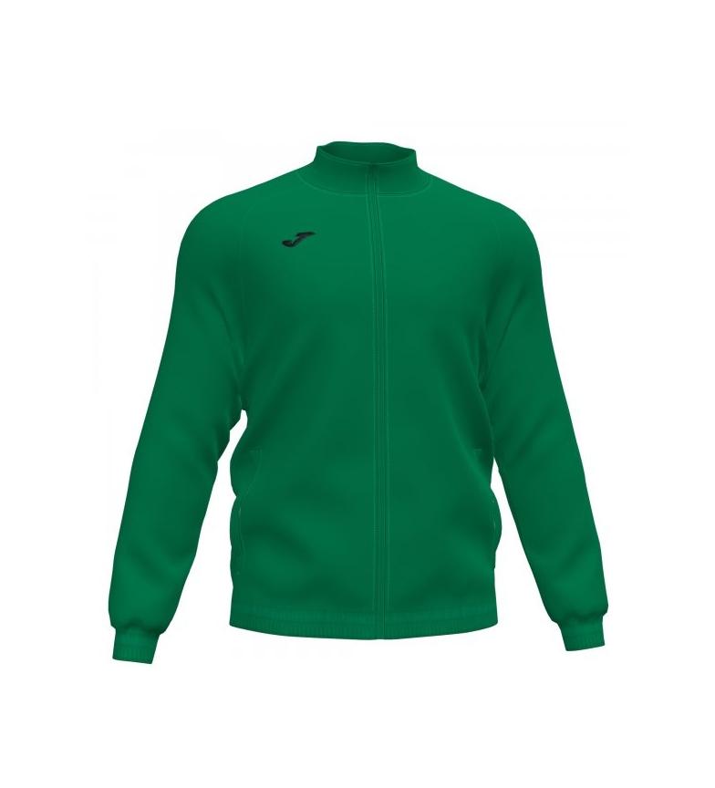 Comprar Joma  Microfiber jacket green