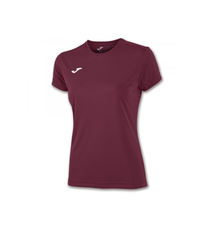 Combi Woman Camiseta Joma M Burdeos c YgvymIbf76