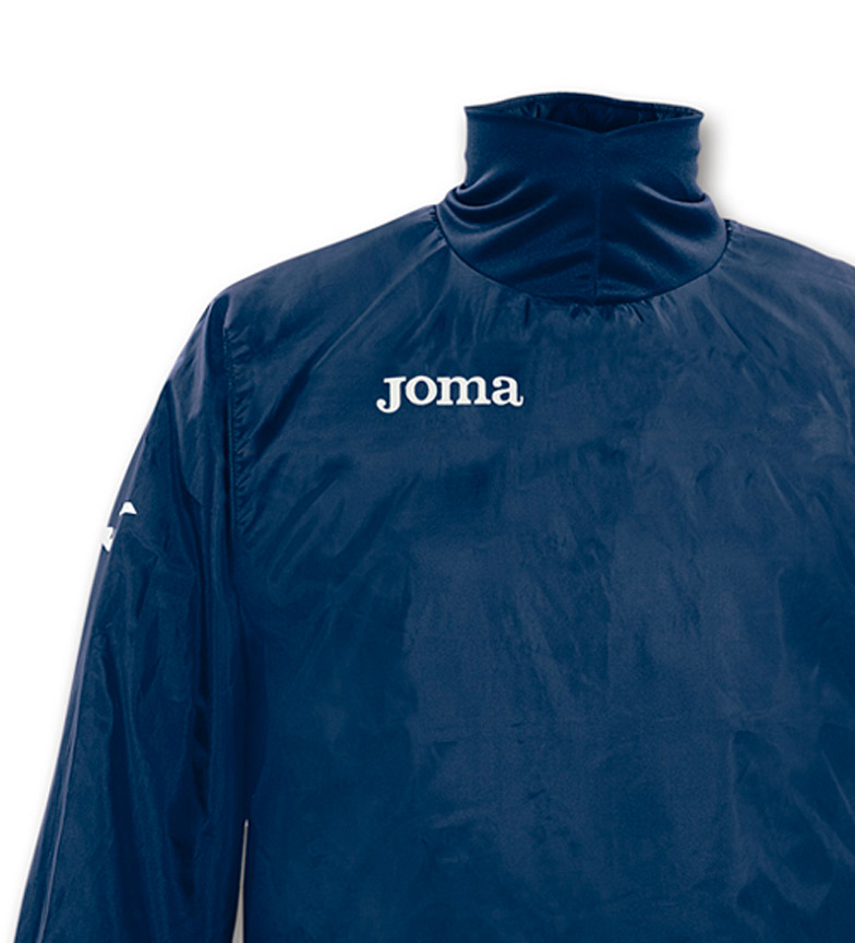 Joma-Cortavientos-Wind-negro-Hombre-chico-Azul-Rojo-Deportivo-Impermeable
