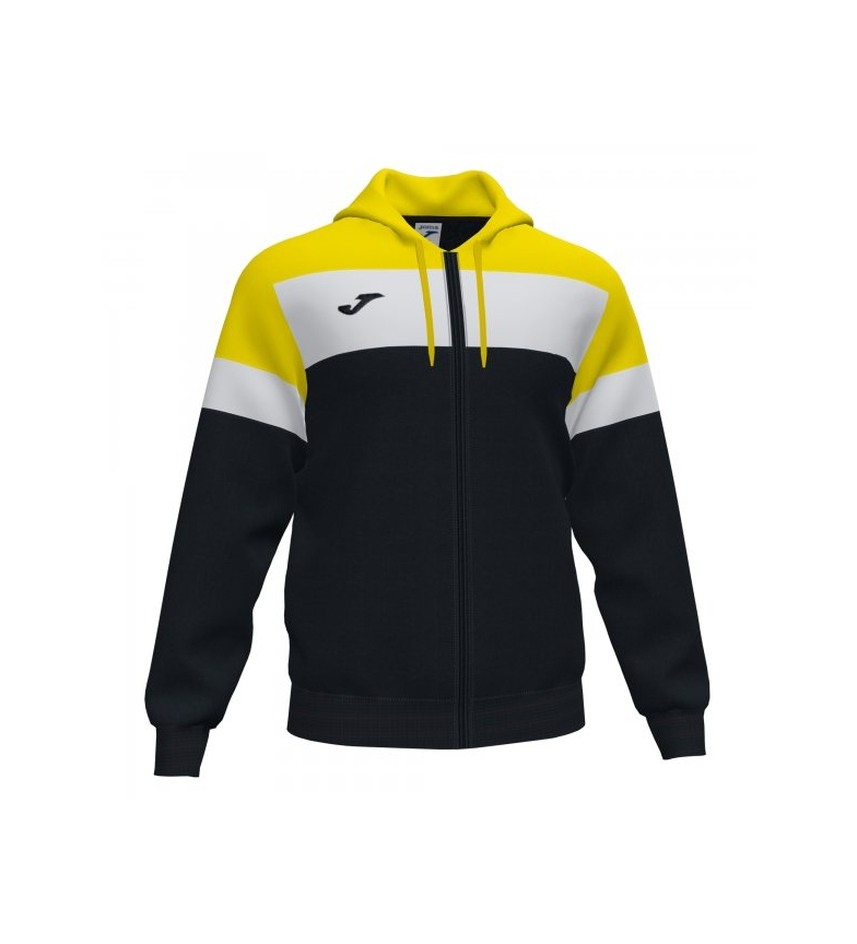 Comprar Joma  Crew IV Hooded Jacket black, yellow