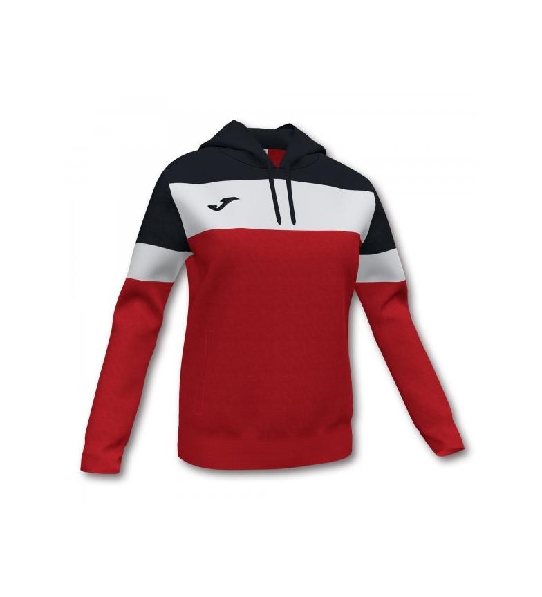 Comprar Joma  Equipe IV capuz preto, vermelho