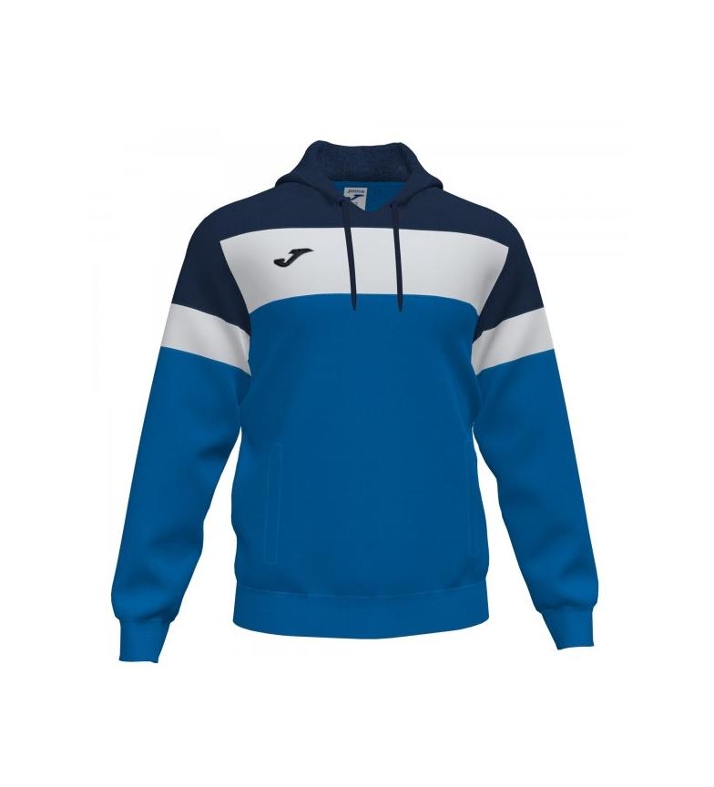 Comprar Joma  Crew IV blue hoodie