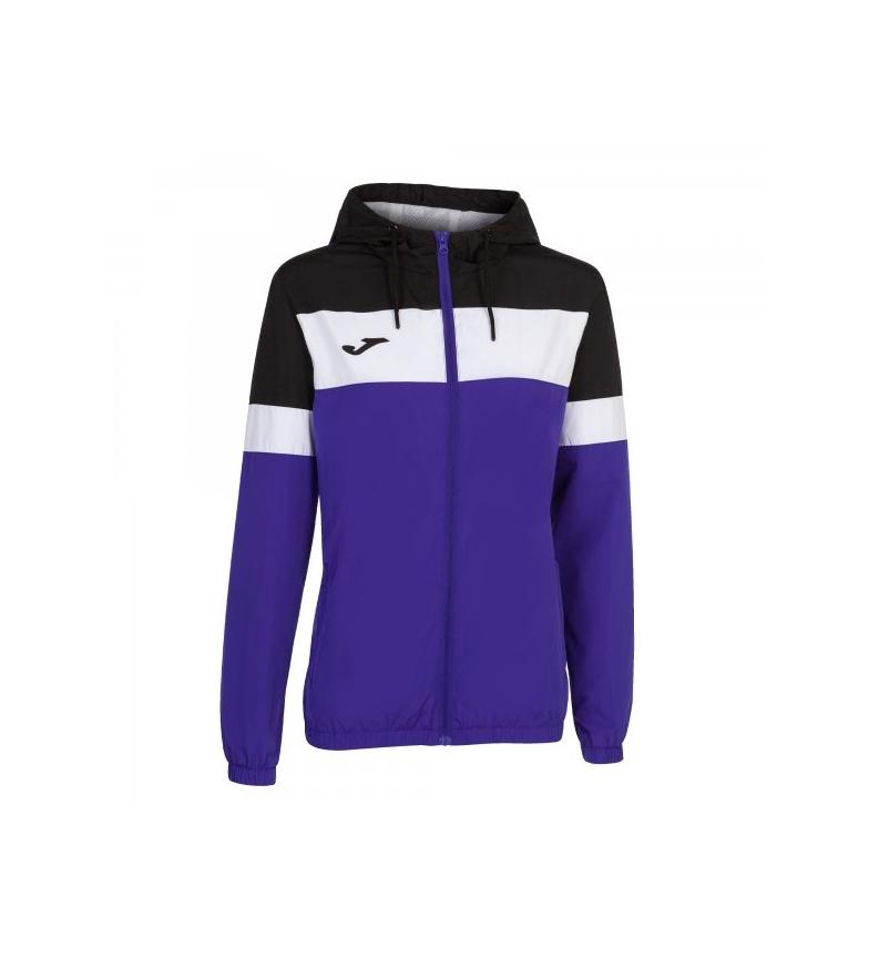 Comprar Joma  Rain jacket Crew IV purple