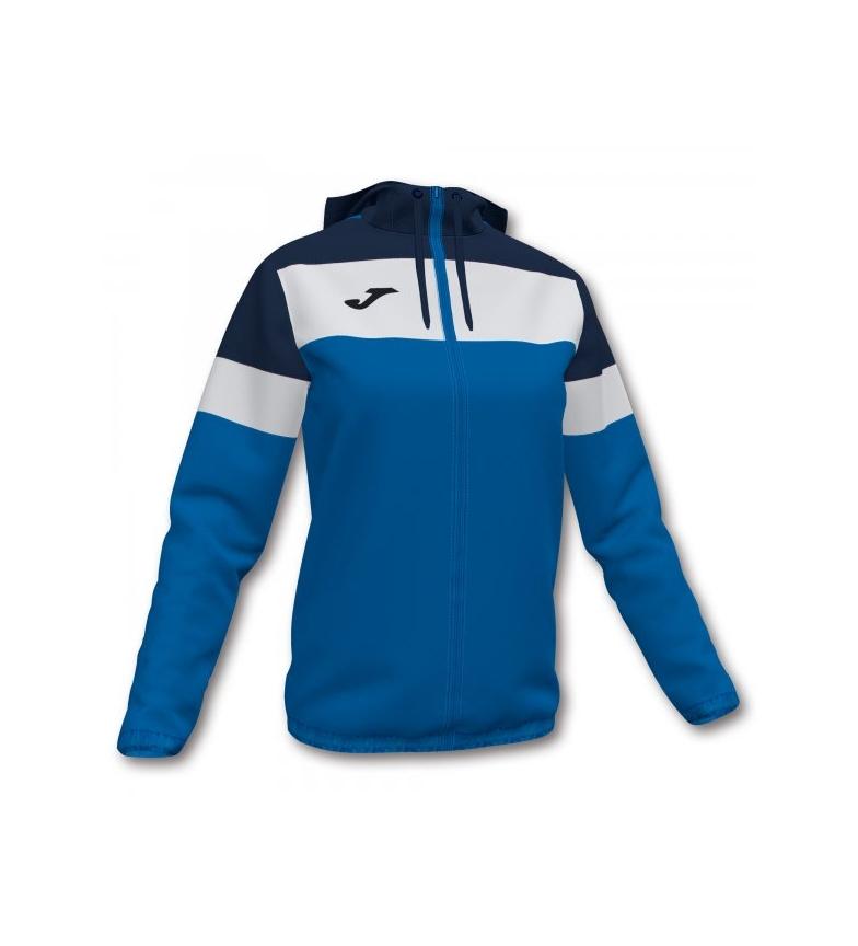Comprar Joma  Rain jacket Crew IV blue