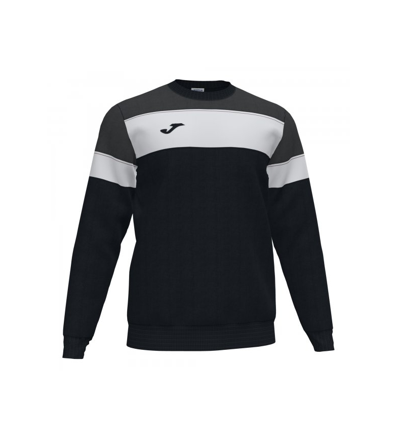Comprar Joma  Burgundy Crew IV sweatshirt, anthracite