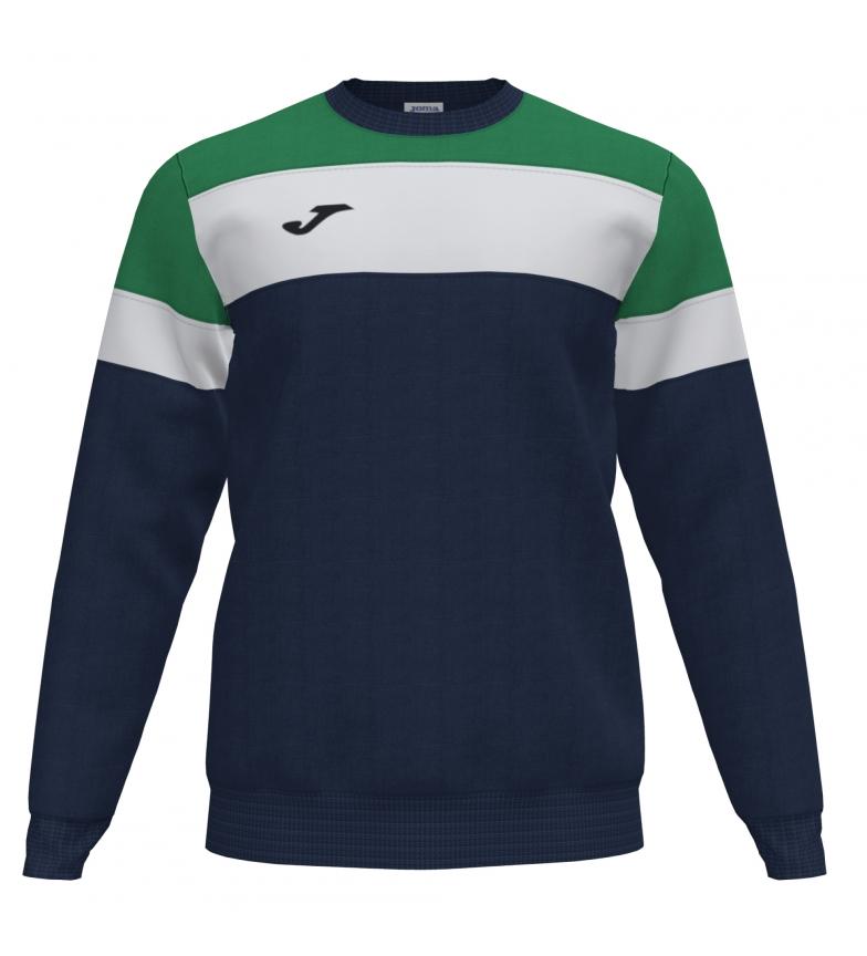 Comprar Joma  Sweat-shirt Crew IV vert, marine