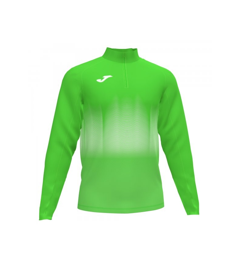 Comprar Joma  Camisola verde Elite VII
