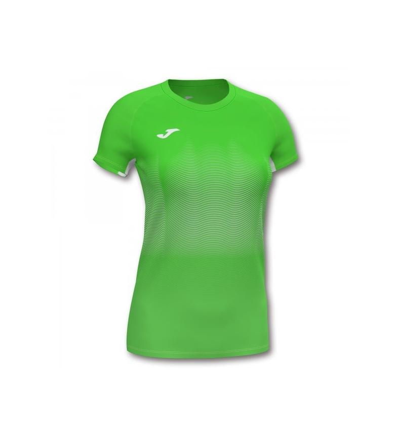 Comprar Joma  T-shirt Elite VII verde