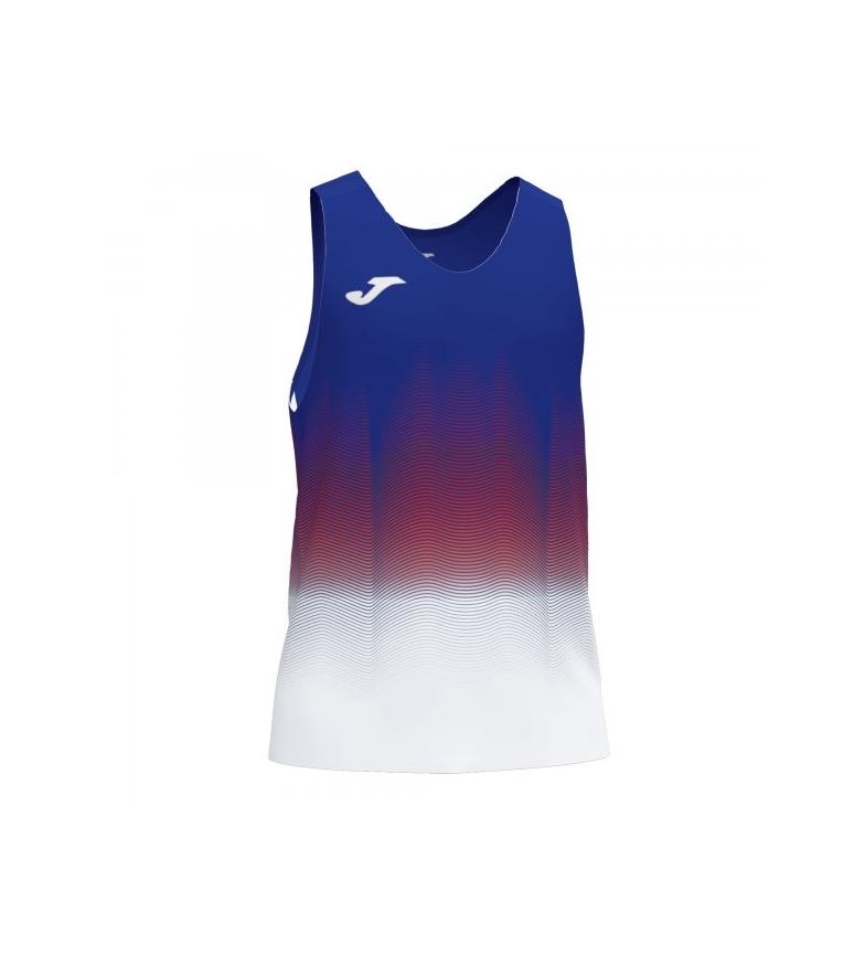 Comprar Joma  Camiseta Elite VII marino, blanco