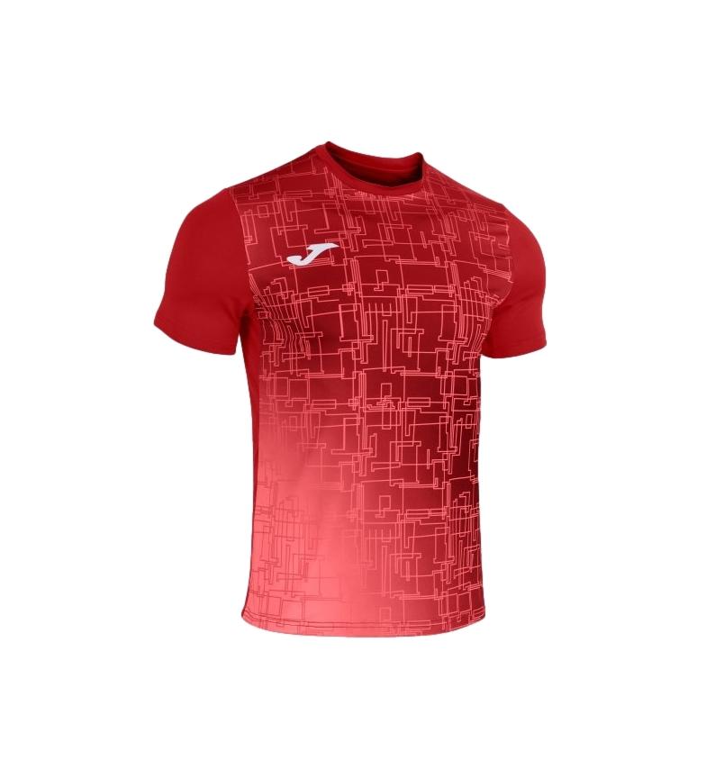 Comprar Joma  T-shirt Elite VIII rouge