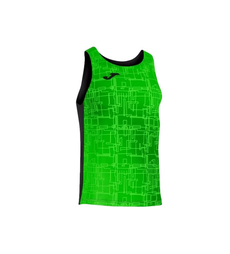 Comprar Joma  Camiseta Elite VIII verde