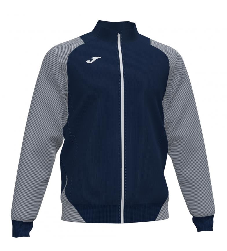 Comprar Joma  Giacca blu navy Essential II, bianca