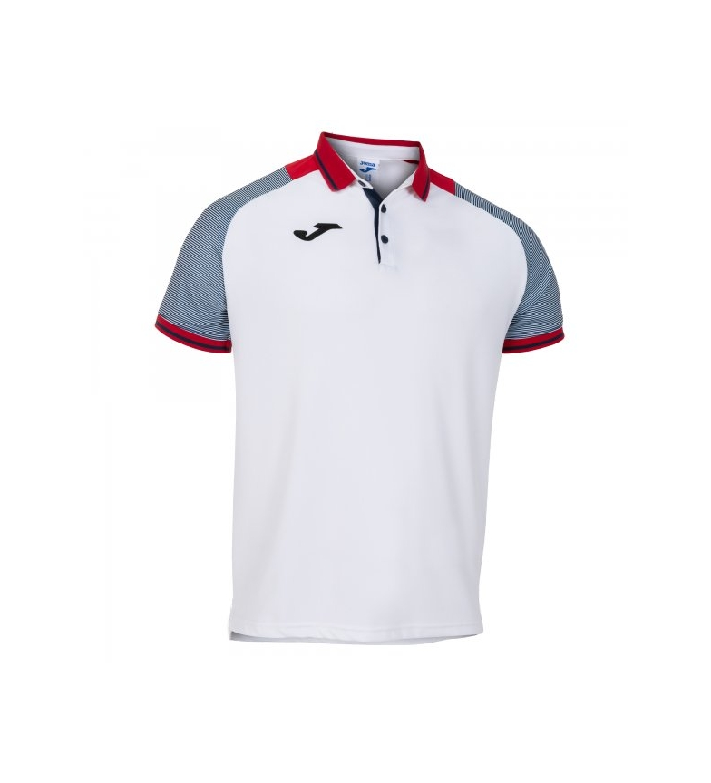Comprar Joma  Polo Essential II white, navy