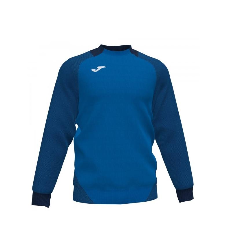 Comprar Joma  Essential II sweatshirt bleu