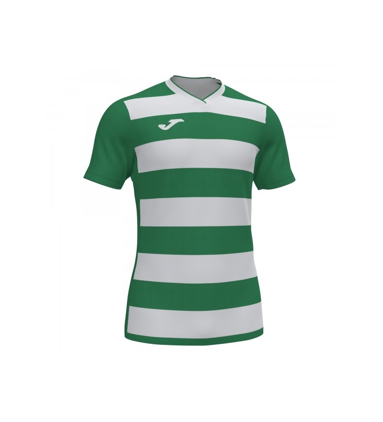 Comprar Joma  T-shirt Europa IV verde, branca