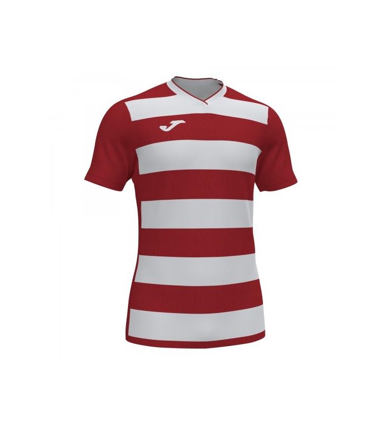 Comprar Joma  T-shirt Europa IV vermelha, branca