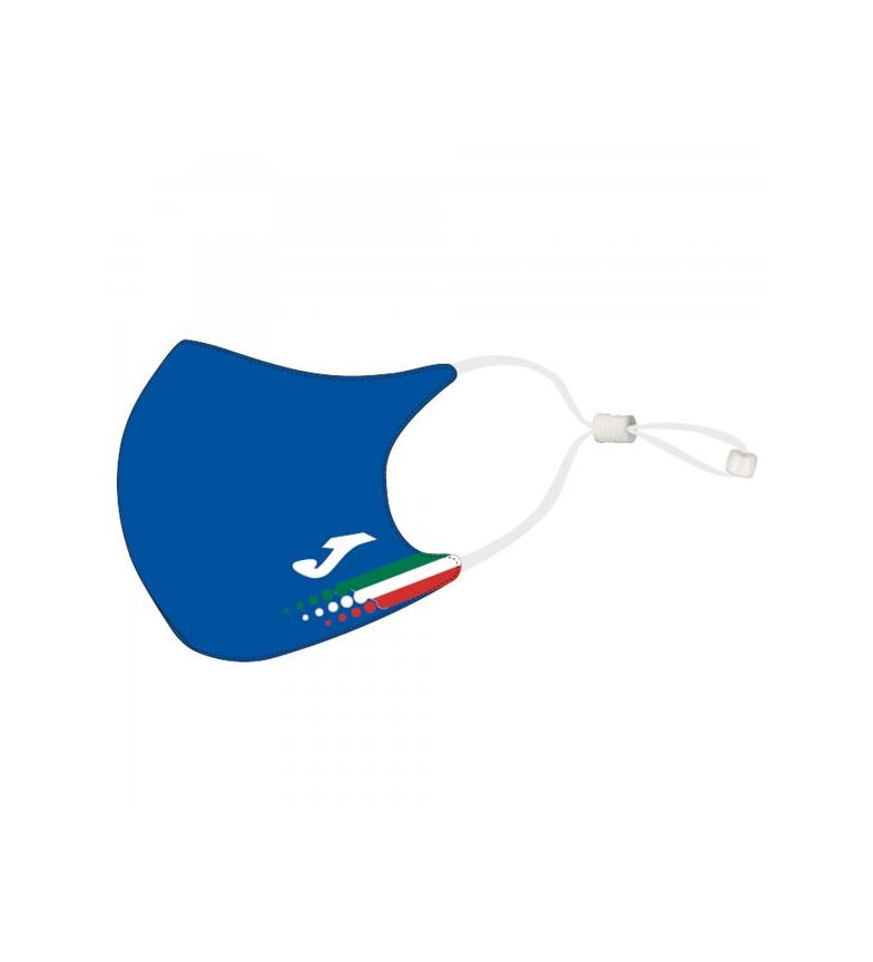 Joma  Mask Fed. Tennis Italie bleu