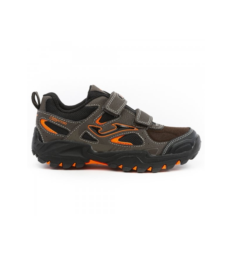 Comprar Joma  J.Comando Jr 924 sneakers brown, black