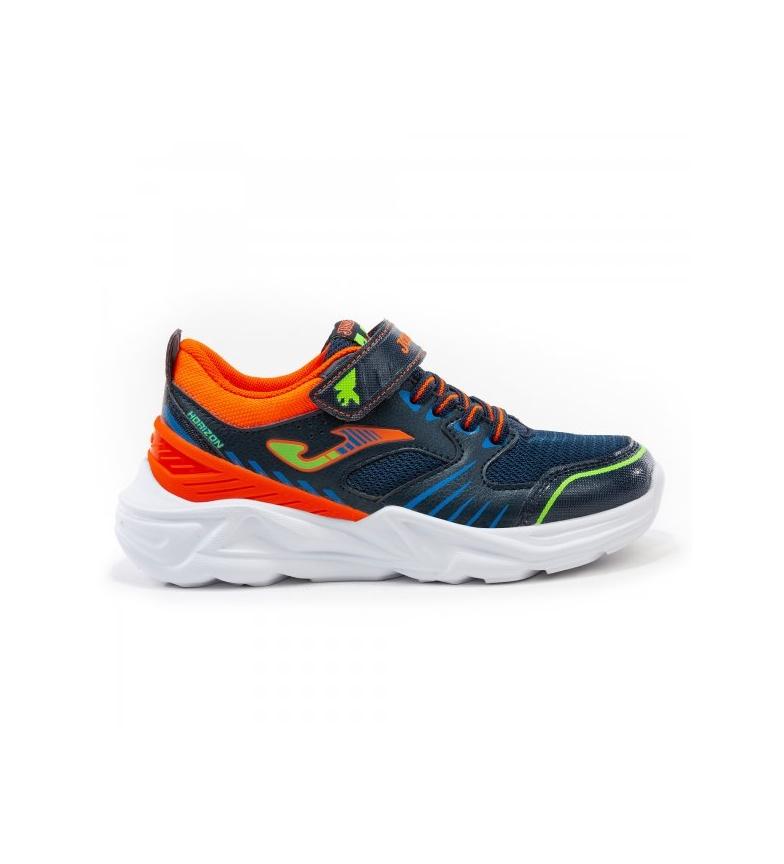 Comprar Joma  J.Horizon Junior 2003 chaussures marine, orange