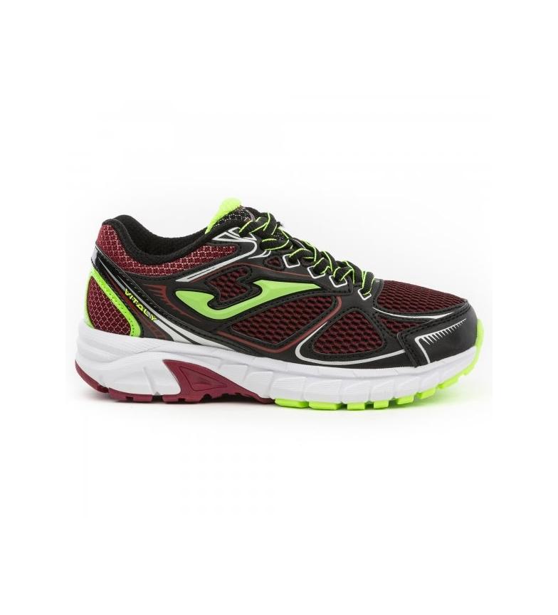Comprar Joma  Chaussures de course J.Vitaly jr 906 rouge, noir