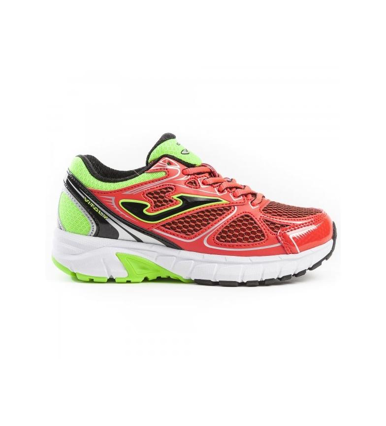 Comprar Joma  Sapatos de corrida Vitaly JR vermelho