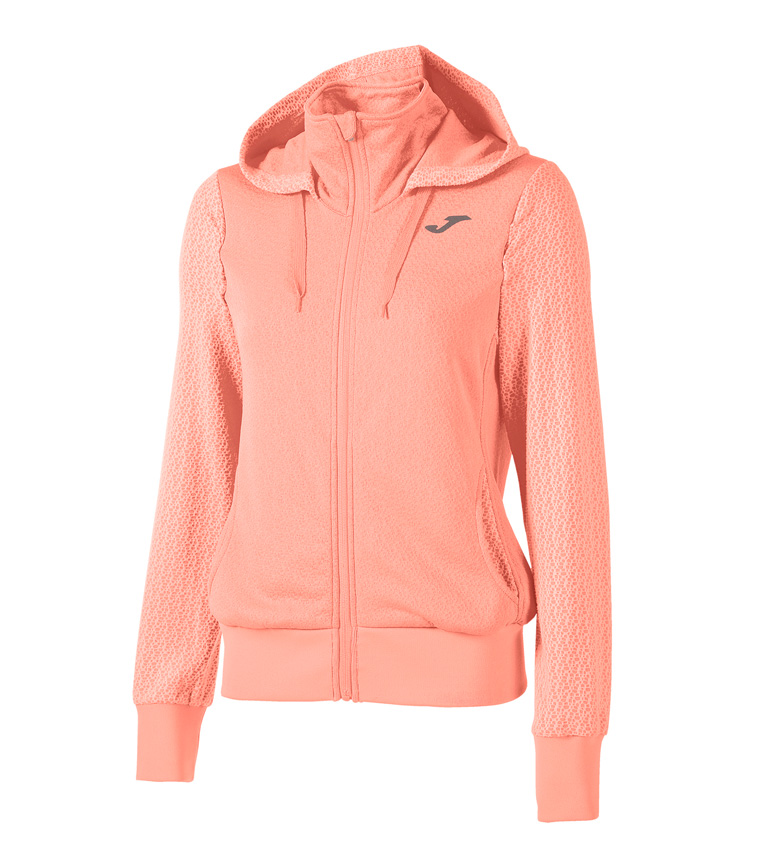 Joma PEACH JACKET Joma PEACH PEACH HOODED HOODED BELLA Joma JACKET HOODED BELLA BELLA Joma JACKET RRFf4r