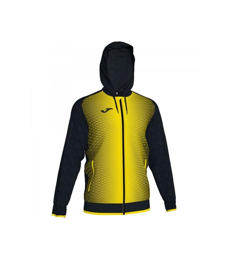 Comprar Joma  Supernova sweatshirts black, yellow