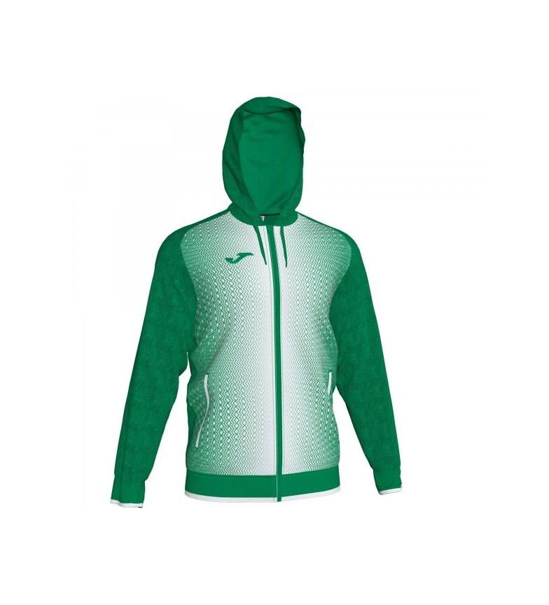 Joma  Sweatshirts Supernova vert, blanc