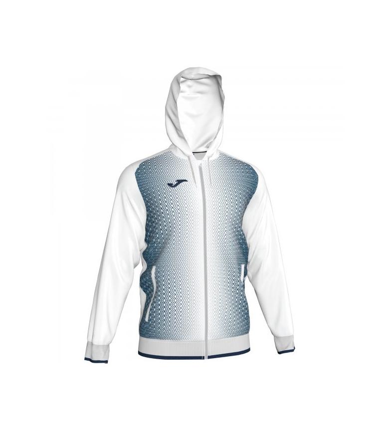 Comprar Joma  Supernova sweatshirts white, marine