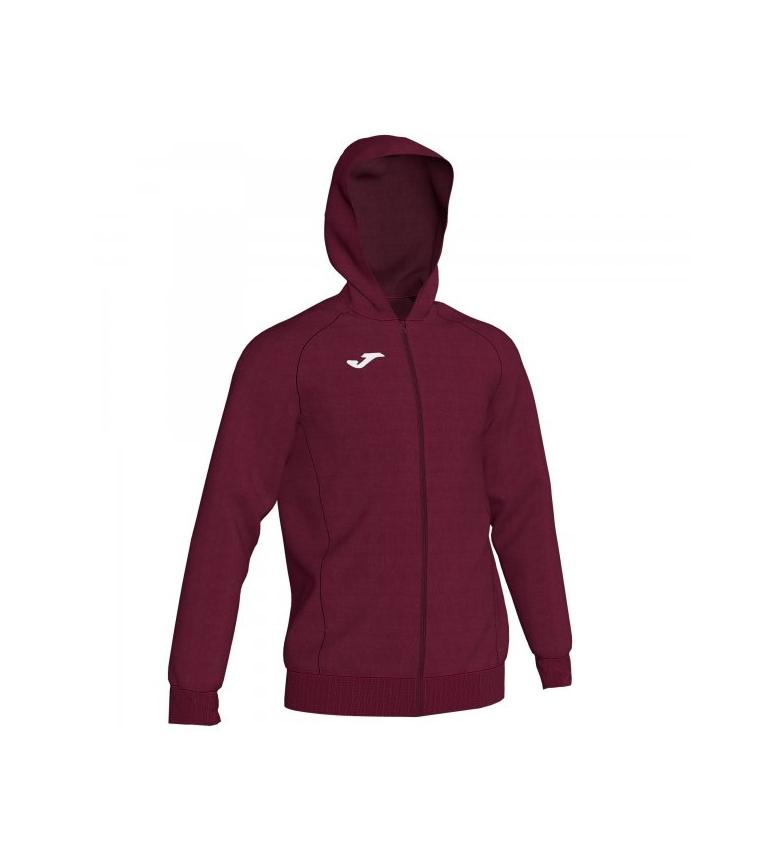 Comprar Joma  Menfis jacket burgundy
