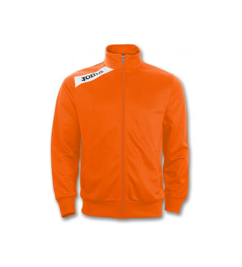 tricot Chaqueta Victory Naranja Poly Joma PuOXZki