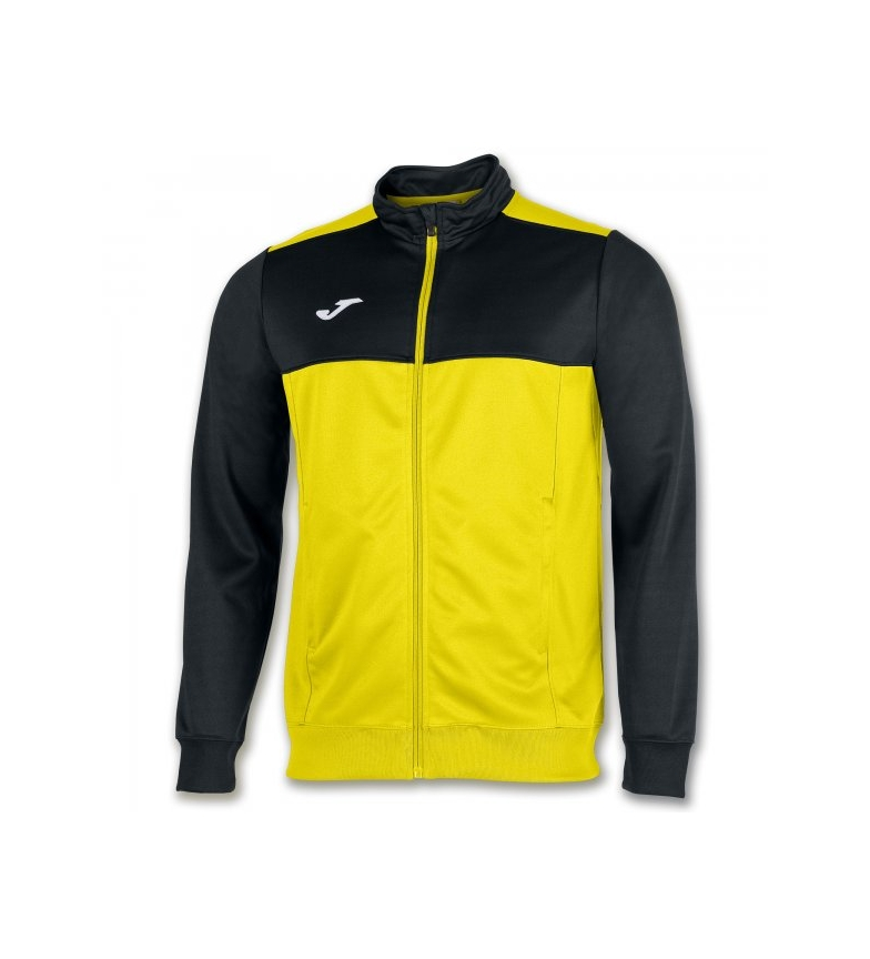 Comprar Joma  JACKET WINNER YELLOW-BLACK