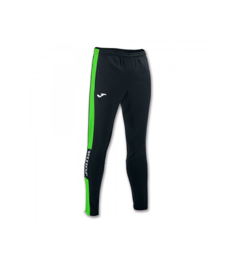 Comprar Joma  Champion IV Pants black, fluor green