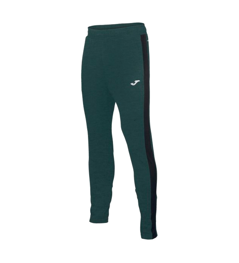 Joma LONG PANT HYBRID II DARK GREEN