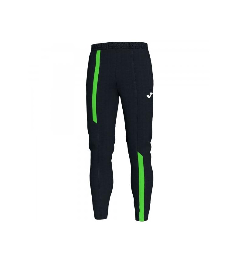 Comprar Joma  Supernova Pants preto, verde