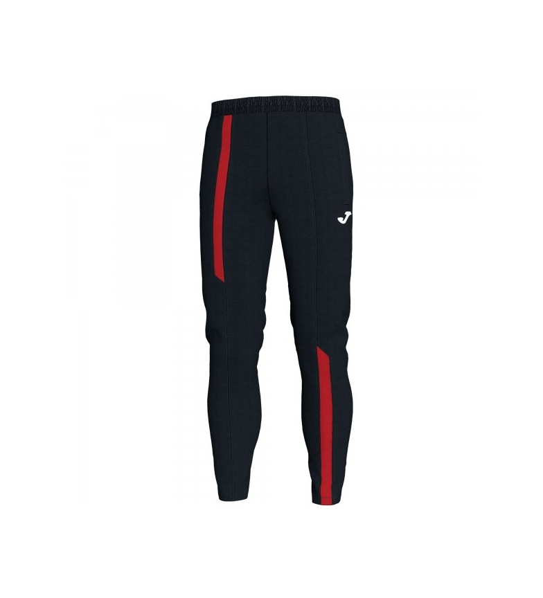 Comprar Joma  Supernova Pants black, red