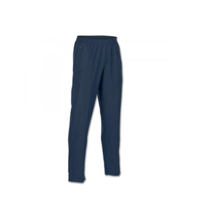 Combi Cotton Pantalon Joma Largo Marino ZikwuTOPX