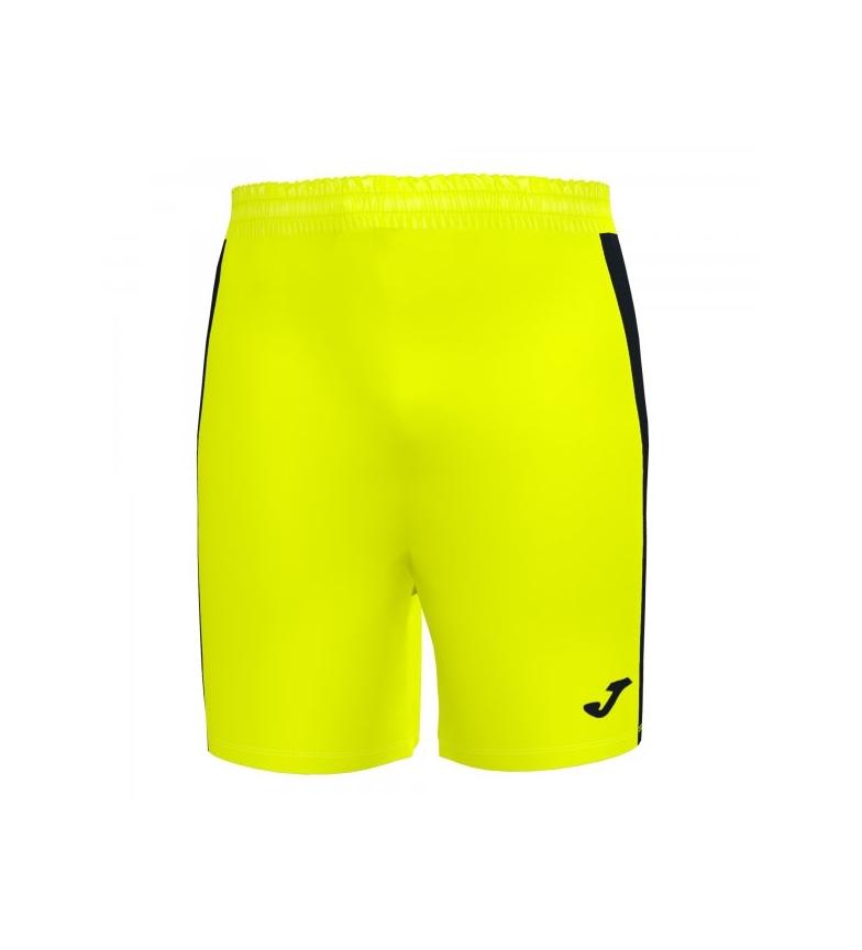 Comprar Joma  Maxi Short amarelo fluorescente, preto