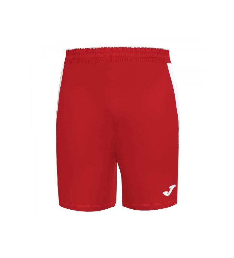 Comprar Joma  Maxi corto rosso, bianco
