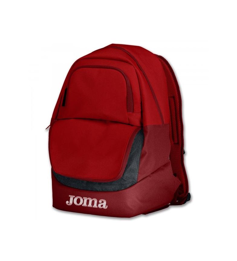 Comprar Joma  Mochila Diamond II rojo -47x32x20cm-