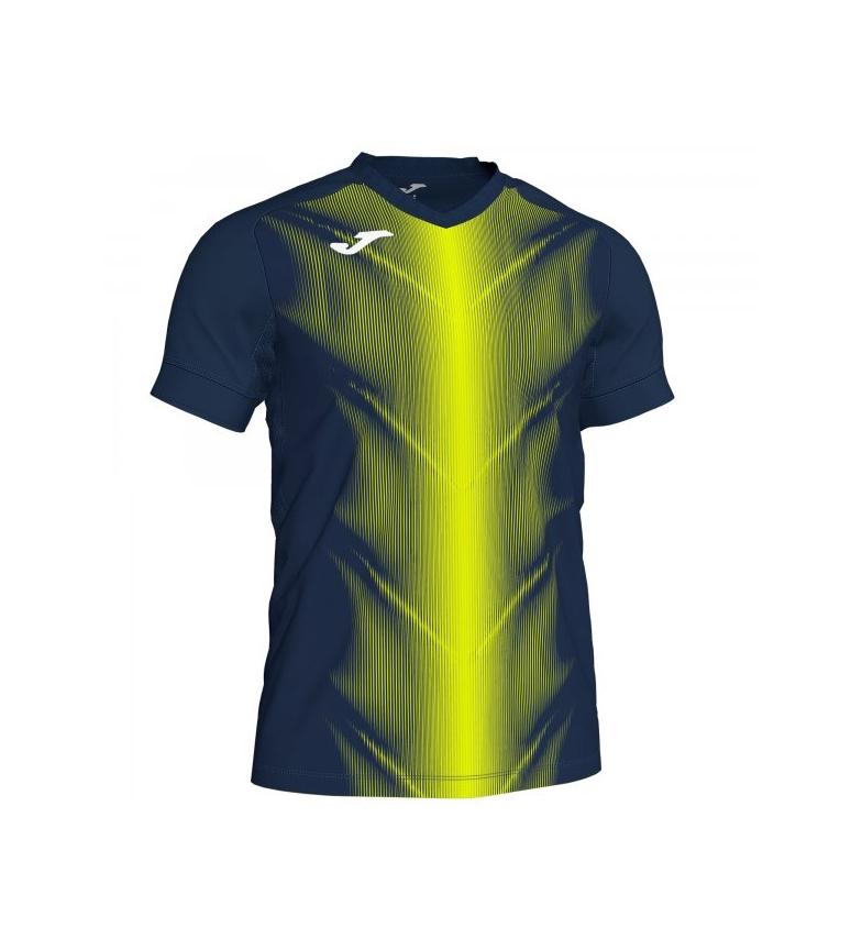 Comprar Joma  T-shirt Olimpia noir, jaune