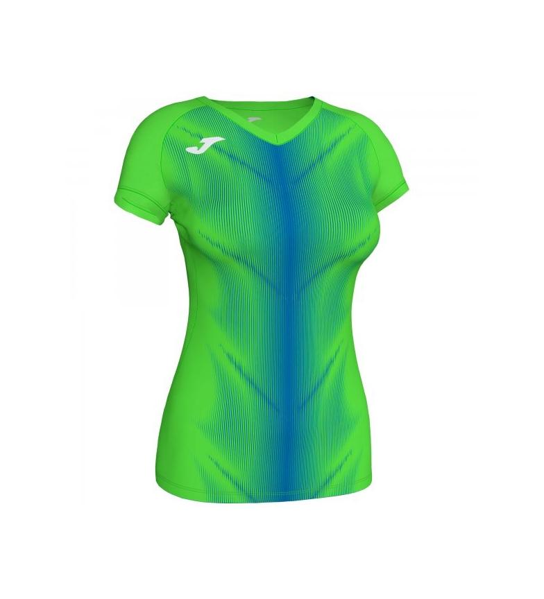 Comprar Joma  T-shirt vert Olimpia, turquoise