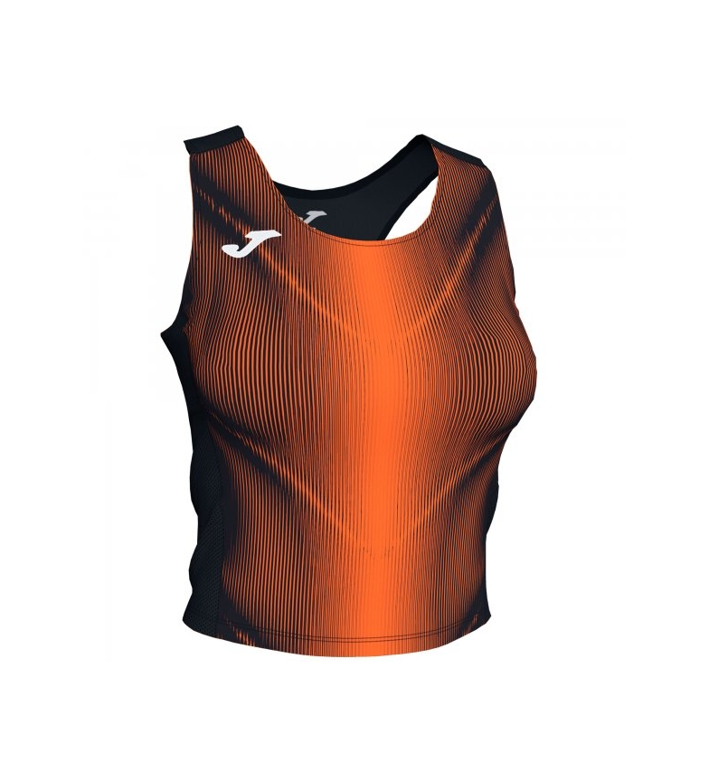 Comprar Joma  Top Olimpia naranja, negro