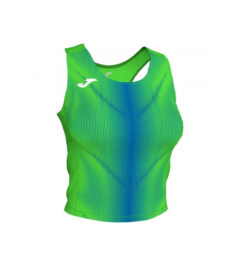 Comprar Joma  Top Olimpia verde, azul