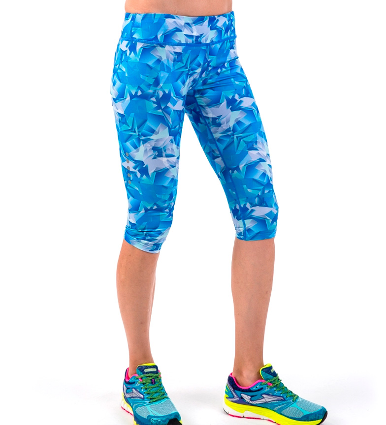 Joma PANTALON PIRATA TROPICAL ROYAL