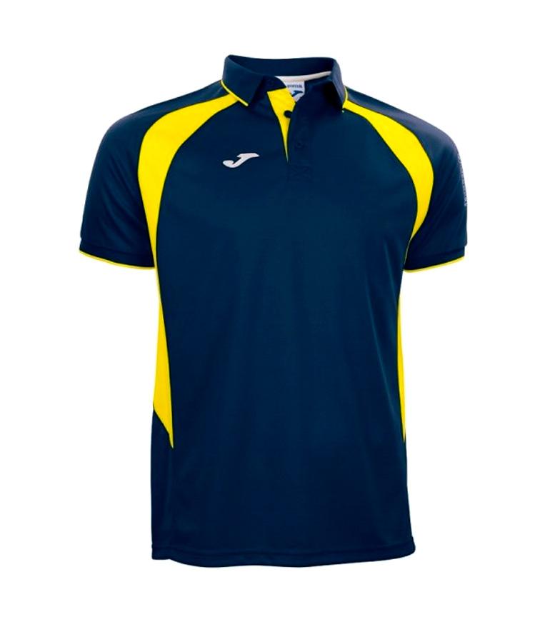 Comprar Joma  Polo Campione III Marine, giallo