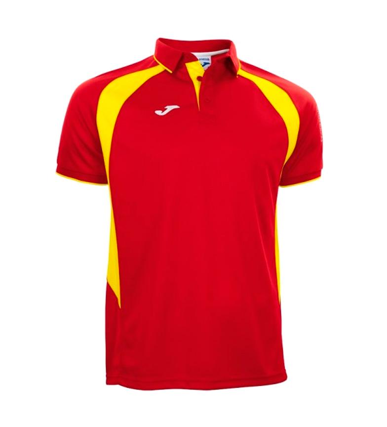 Comprar Joma  Polo Campione III rosso, giallo