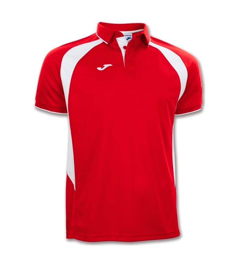 Comprar Joma  Polo Campione III rosso, bianco